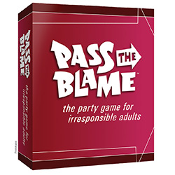 MONPB000000-PASS THE BLAME PARTY GAME
