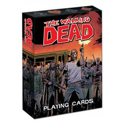 MONPC095379-PLAYING CARDS: THE WALKING DEAD