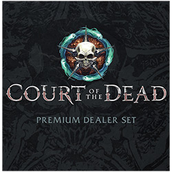 MONPC121527-PLAYING CARDS: COURT OF THE DEAD