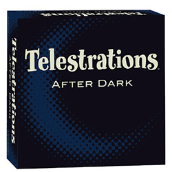 MONPG000410-TELESTRATIONS AFTER DARK 8 PLAYER GAME