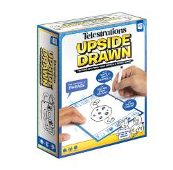 MONPG000726-TELESTRATIONS UPSIDE DRAWN GAME