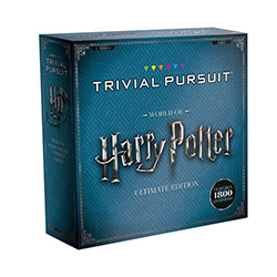 MONTP010430-TRIVIAL PURSUIT WORLD OF HARRY POTTER ULTIMATE ED