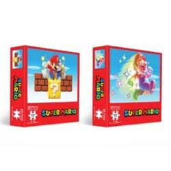 MONPZ005340-PUZZLES 550PC: NINTENDO ASSORTMENT