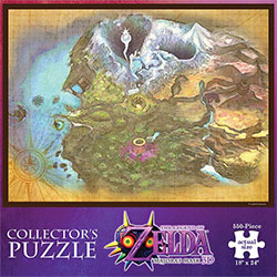 MONPZ005431-PUZZLES 550PC: THE LEGEND OF ZELDA MAJORA'S MASK #