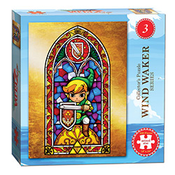 MONPZ005477-PUZZLES 550PC: THE LEGEND OF ZELDA WIND WAKER #3