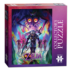 MONPZ005501-PUZZLES 550PC: THE LEGEND OF ZELDA MAJORA'S MASK I