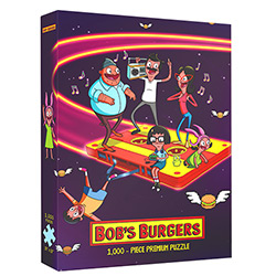 MONPZ006632-PUZZLE BOB'S BURGERS IN SPACE
