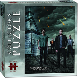 MONPZ010361-PUZZLES 550PC: SUPERNATURAL