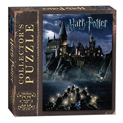 MONPZ010430-PUZZLE HARRY POTTER WORLD OF