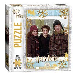 MONPZ010686-PUZZLE HARRY POTTER HOLIDAY #2