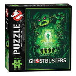 MONPZ091450-PUZZLES 550PC: GHOSTBUSTERS ARTIST SERIES 1