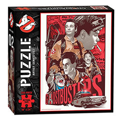MONPZ091481-PUZZLES 550PC: GHOSTBUSTERS ARTIST SERIES 2