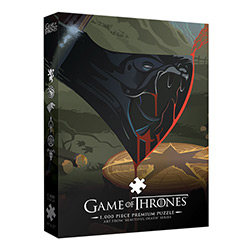 MONPZ104505-PUZZLES 1000PC: GAME OF THRONES VIOLENCE IS A DISE