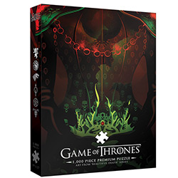 MONPZ104522-PUZZLES 1000PC: GAME OF THRONES LONG MAY SHE REIGN