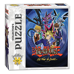MONPZ112437-PUZZLES 550PC: YUGIOH COLLECTOR'S EDITION