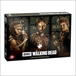 MONPZ116469-PUZZLES 1000PC: THE WALKING DEAD