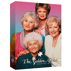 MONPZ118506-PUZZLES 1000PC: THE GOLDEN GIRLS