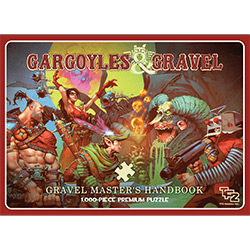 MONPZ120521-PUZZLES 1000PC: TEAM FORTRESS 2 GARGOYLES AND GRAV