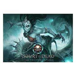 MONPZ121528-PUZZLES 1000PC: COURT OF THE DEAD DEATH'S SIREN