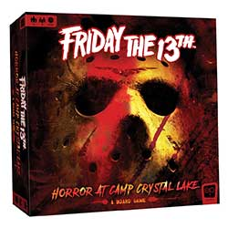 MONQZ010716-FRIDAY THE 13TH HORROR AT CAMP CRYSTAL LAKE GAME