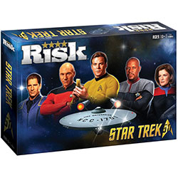 MONRI066201-RISK: STAR TREK 50TH ANNIVERSARY