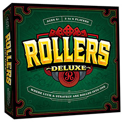 MONRS106000-ROLLERS DELUXE PARTY GAME