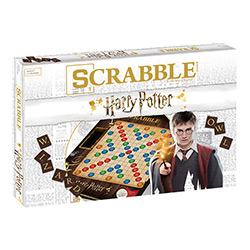 MONSC010400-SCRABBLE WORLD OF HARRY POTTER