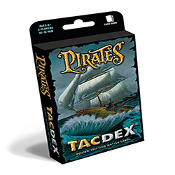 MONTA000310-TACDEX PIRATES CARD GAME
