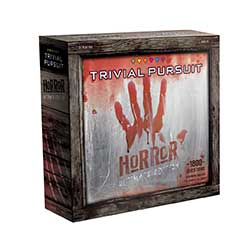 MONTP000594-TRIVIAL PURSUIT HORROR MOVIE ULTIMATE EDITION