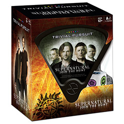 MONTP010361-TRIVIAL PURSUIT: SUPERNATURAL