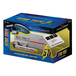 MONTP066201-TRIVIAL PURSUIT: STAR TREK 50TH ANNIVERSARY