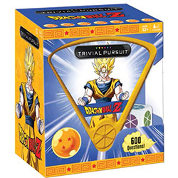 MONTP113449-TRIVIAL PURSUIT DRAGONBALL Z