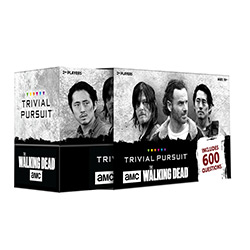 MONTP116469-TRIVIAL PURSUIT: THE WALKING DEAD