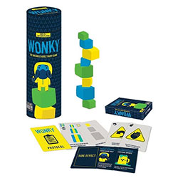 MONWK107447-WONKY THE UNSTABLE ADULT PARTY GAME