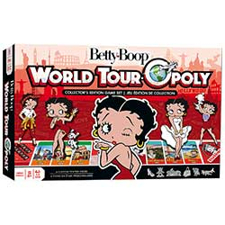 MPC41925-BETTY BOOP WORLD TOUR OPOLY(6)