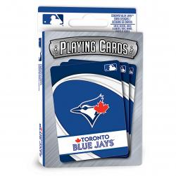 MPC81784-MLB PLAYING CARDS JAYS (12)