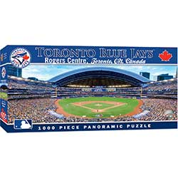 PANO 1000PC PUZZLE BLUE JAYS(6