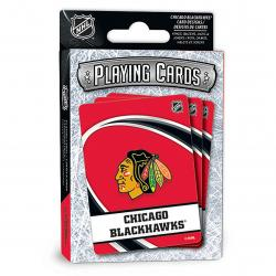 MPC91755-NHL PLAYING CARDS BHAWKS(12)