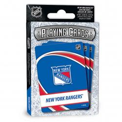 MPC91820-NHL PLAYING CARDS RANGERS(12)