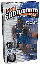 NBA02S-02 NBA SHOWDOWN STARTER(12/56)