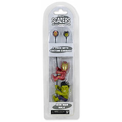 SCALERS W/ EARBUDS MARVEL 2