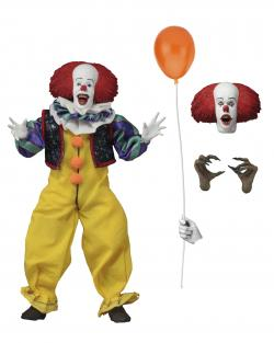 IT 1990 CLOTHED 8-in PENNYWISE