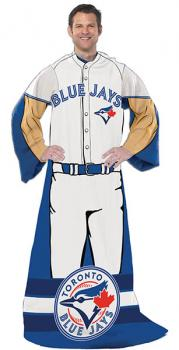 NWBBCTATBJ-MLB COMFY THROW - BLUE JAYS(6)