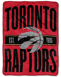NWBKMRLOGOTR-NBA MICRO THROW - RAPTORS