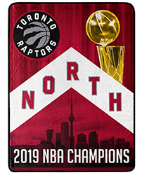 NBA MICRO NORTH THROW - RAPTORS