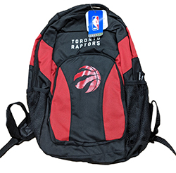 NBA BACK PACK DRAFT DAY - RAPTORS