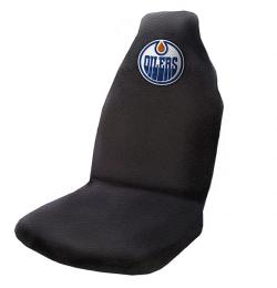 NWCCHEO-CAR SEAT COVER OILERS