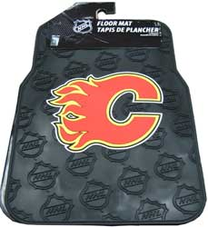 NWCMHCF-CAR MAT NHL FLAMES
