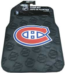 NWCMHMC-CAR MAT NHL CANADIENS