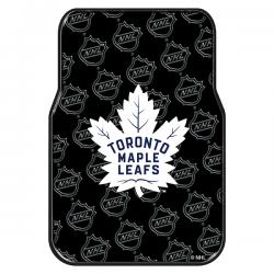 NWCMHTML-CAR MAT NHL MAPLE LEAFS
